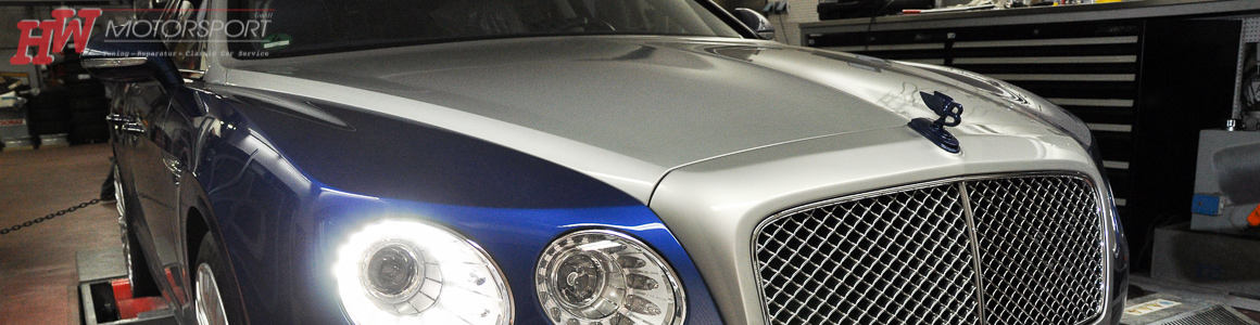 Bentley Continental Flying Spur - Projekt 700PS / 1000Nm